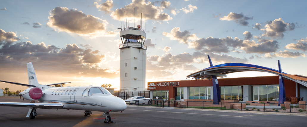 Falcon Field airport of the year