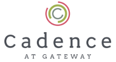 Cadence at Gateway logo