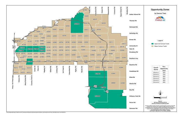 Opportunity Zones | City of Mesa on cities of metro phoenix, thematic map of phoenix, political map of phoenix, demographic map california, demographic map texas, aerial of phoenix, racial map of phoenix, demographic map arizona, general map of phoenix, crime map of phoenix,