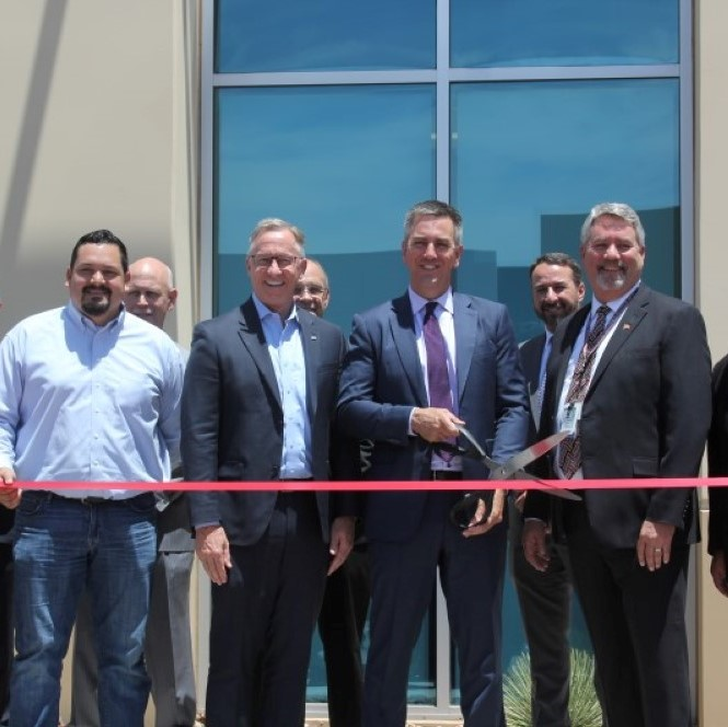 Times Microwave Systems Grand Opening